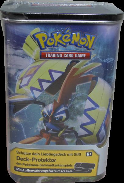 Pokemon Top Trainer Deck Tin Kapu-Riki deutsch