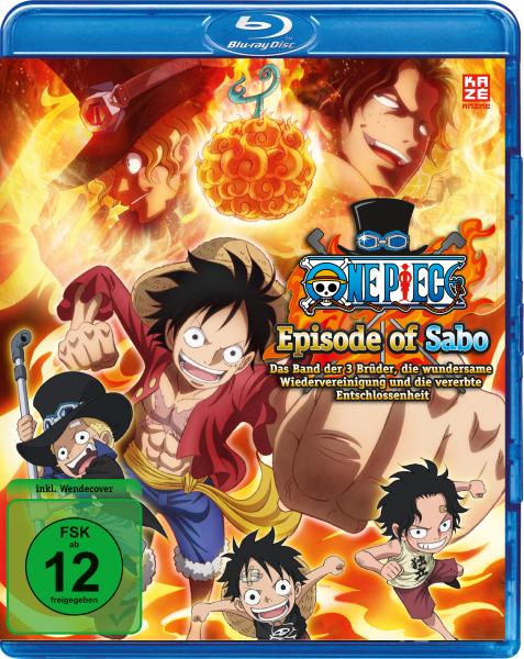 One Piece TV Special 6 - Episode of Sabo - Blu-ray