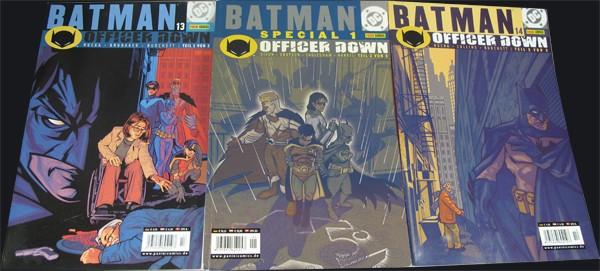 Batman - Officer Down