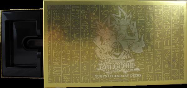 Yu-Gi-Oh! Yugi's Legendary Decks - Ohne Inhalt