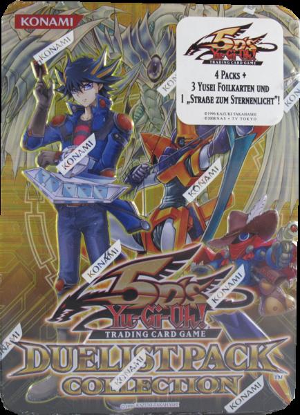Yu-Gi-Oh! Duelist Pack Collection 2010 deutsch