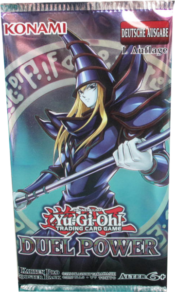 Yu-Gi-Oh! Duel Power Booster