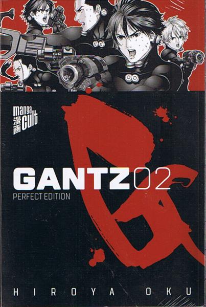 Gantz 02 Perfect Edition