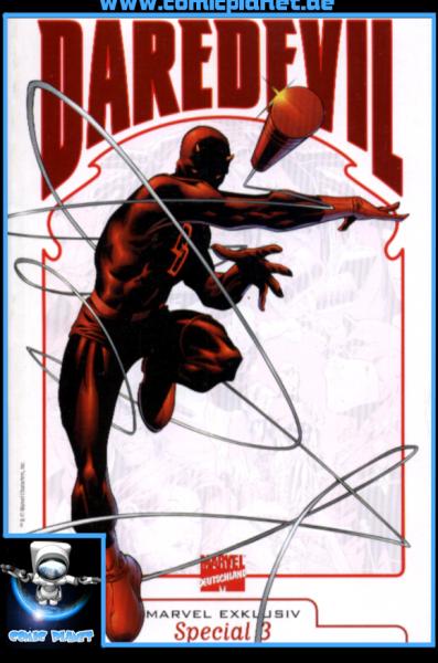 Marvel Exklusiv Special 3 - Daredevil - Paperback