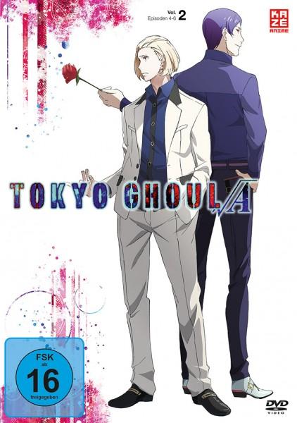 Tokyo Ghoul Root A Vol. 02