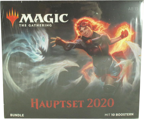 Magic Hauptset Set 2020 Bundle detusch