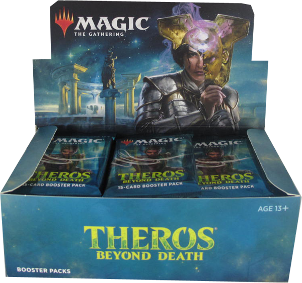 Magic Theros: Beyond Death Booster Display englisch