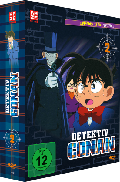 Detektiv Conan TV-Serie Box 02