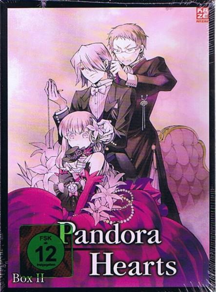 Pandora Hearts Vol. 02 Box