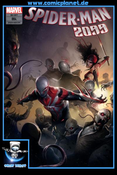 Spider-Man 2099 Band 4: Der Tod und Elektra