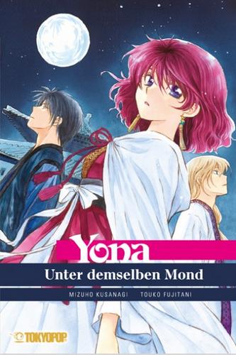 Yona - Prinzessin der Morgendämmerung - Unter demselben Mond (Light Novel)