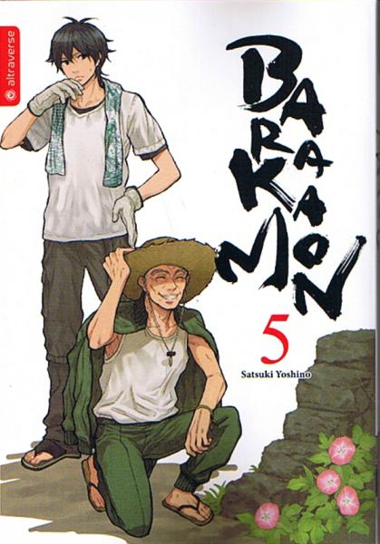 Barakamon 05