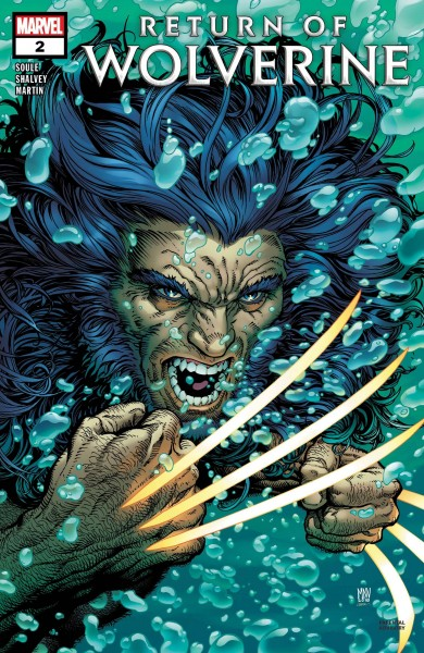 RETURN OF WOLVERINE #2 (OF 5)