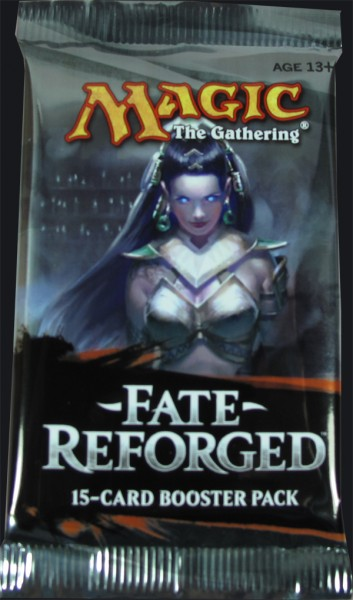 Magic Fate Reforged Booster englisch