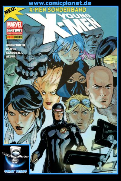 Young X-Men Band 2: Das Ende aller Tage (2 von 2)