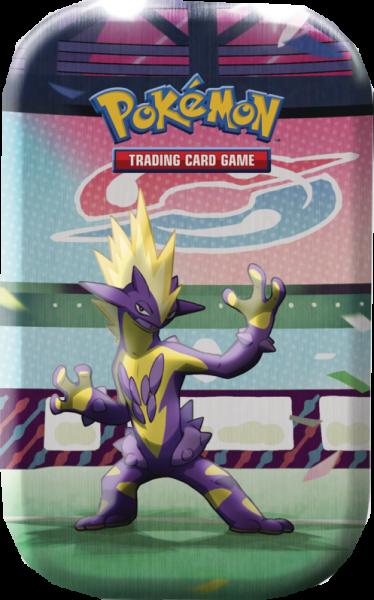 Pokemon Galar-Power Riffex Mini-Tin