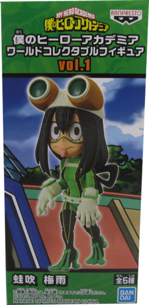 Action Figur My Hero Academia - Tsuyu