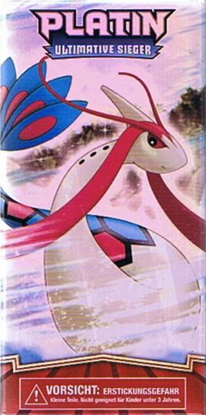 Pokemon Platin Ultimative Sieger Themendeck Überlauf