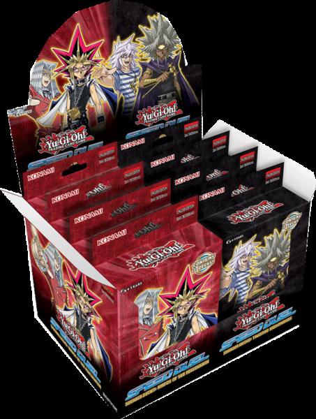 Yu-Gi-Oh! Speed Duel Starter Deck Match of Millenium Display deutsch
