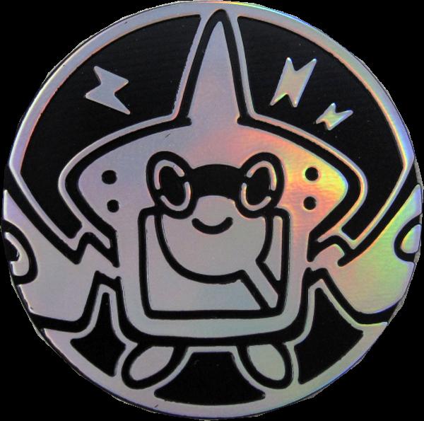 Pokemon Münze - Rotom Dex