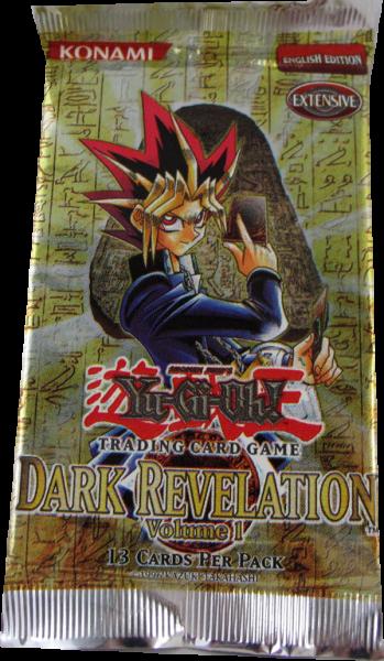 Yu-Gi-Oh! Dark Revelation Volume 1 Booster deutsch