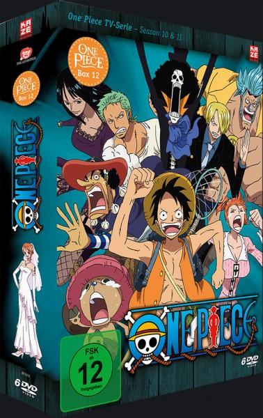 One Piece TV-Serie Vol. 12 Box