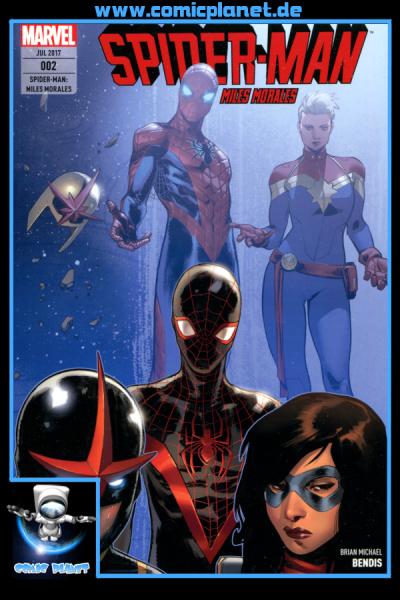 Spider-Man: Miles Morales Band 2 - Im Schatten des Krieges