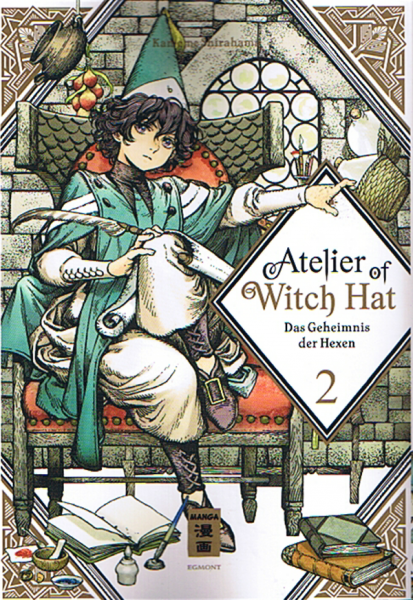 Atelier of Witch Hat - Das Geheimnis der Hexen 02