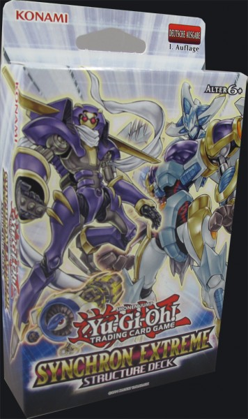 Yu-Gi-Oh! Synchron Extreme Structure Deck