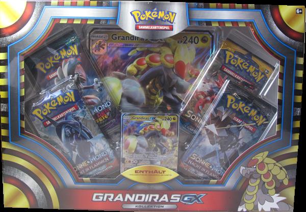 Pokemon Grandiras-GX Kollektion
