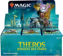 Magic Theros: Jenseits des Todes Booster Display deutsch
