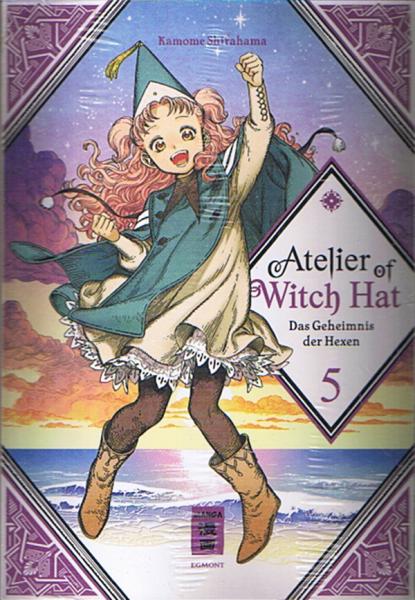Atelier of Witch Hat - Das Geheimnis der Hexen Limited Edition 05