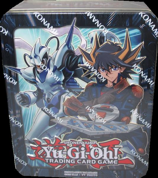 Yu-Gi-Oh! Mega Tin 2018: Yusei