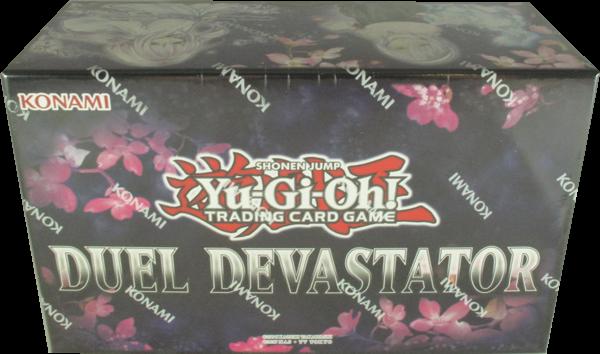 Yu-Gi-Oh! Duel Devastator Box englisch