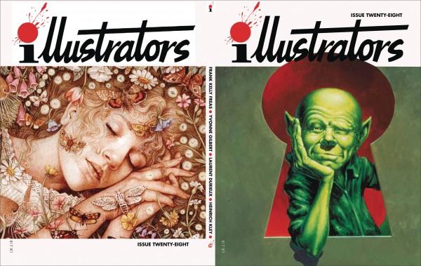 ILLUSTRATORS MAGAZINE #28 (C: 0-1-2)