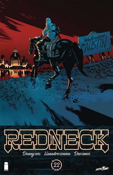 REDNECK #22 (MR)