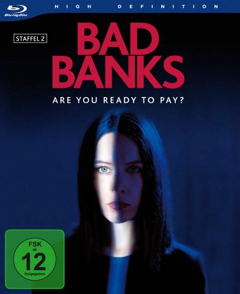 Bad Banks 2.Staffel Blu-ray