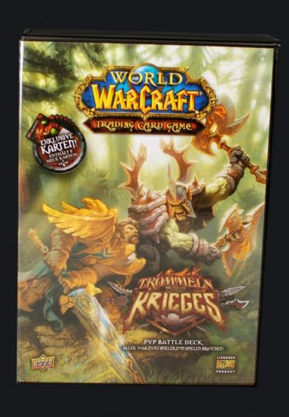 World of Warcraft Trommeln des Krieges Starter
