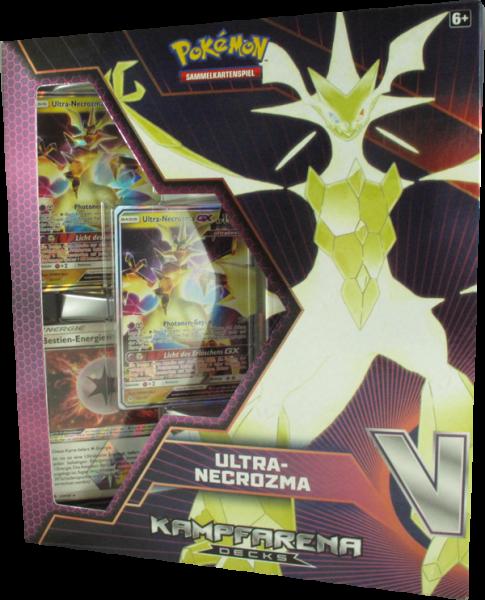 Pokemon Kampfarena Deck Ultra-Necrozma