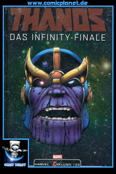 Marvel Exklusiv 122 - Thanos: Das Infinity-Finale - HC