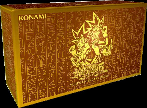 Yu-Gi-Oh! Yugi Legendary Deck Unlimited deutsch (Nachdruck 2021)