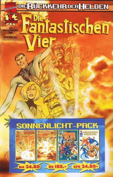 Die Fantastischen Vier Sonnenlicht-Pack