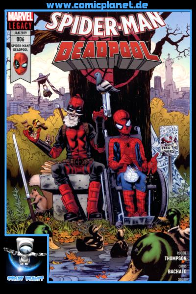 Spider-Man/Deadpool Band 6: Greise und Geheimnisse