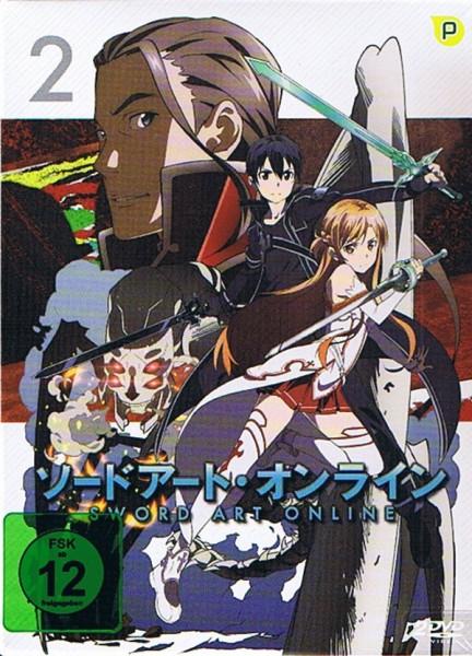 Sword Art Online Vol. 02 Box