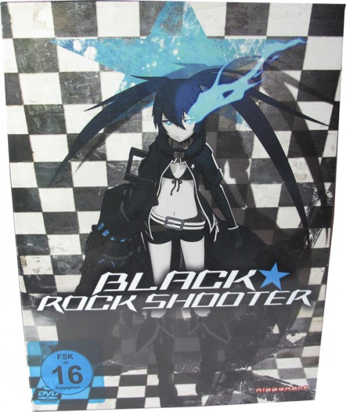 Black Rock Shooter Gesamtausgabe