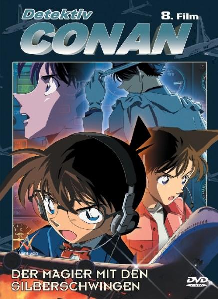 Detektiv Conan der Film 08: Der Magier mit den Silberschwingen