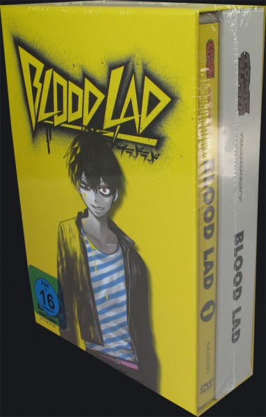 Blood Lad Vol. 01 Schuber