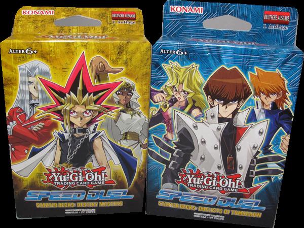 Yu-Gi-Oh! Speed Duel Starter Deck Set deutsch