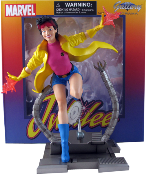 Marvel Gallery Figure Jubilee