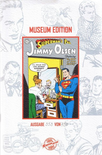 DC Museum Edition Superman's Pal Jimmy Olsen Band 12
